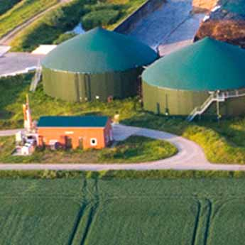 Biogas in der Landwirtschaft