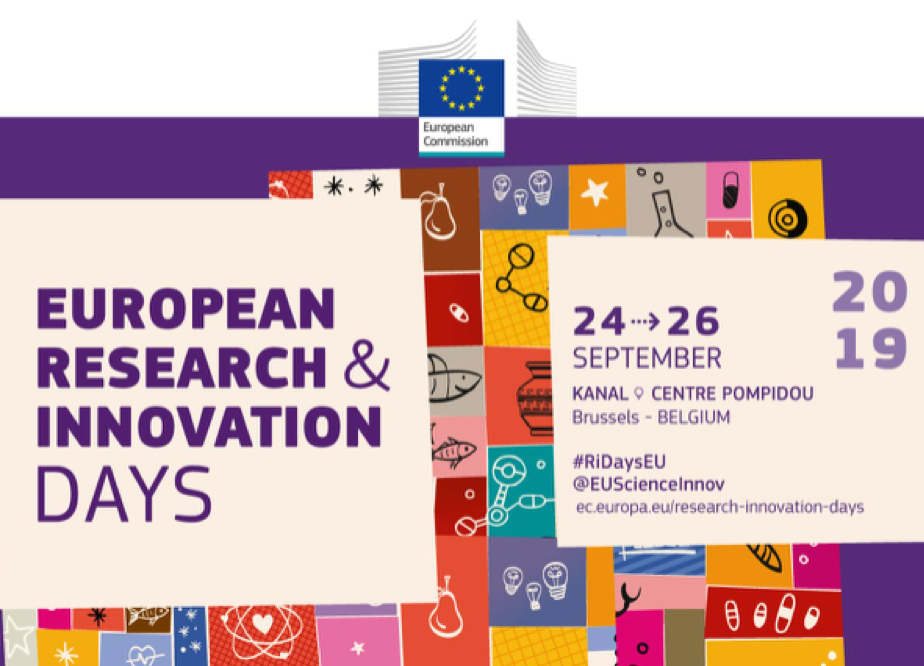 Brussels-European Research and InnovationDays
