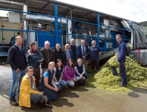 Featured project: Biorefinery Glas – A Farmer-centric Bioeconomy Approach