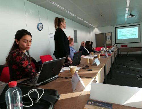 POWER4BIO review meeting in Brussels