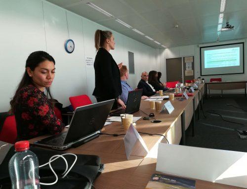 POWER4BIO review meeting in Brussels