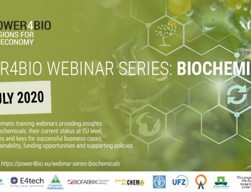 POWER4BIO webinar series: Biochemicals