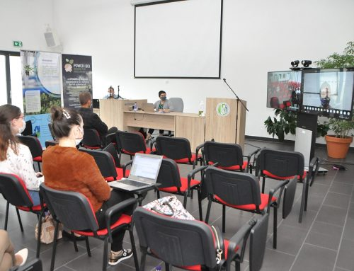 POWER4BIO online cross-visit to the Nitra region presented the priorities of bioeconomy development and examples of good practice