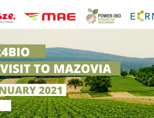Invitation to POWER4BIO cross-visit to Mazovia, Poland